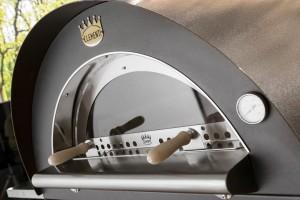 Pizzaoven Clementi Mondo (Glazen deur)