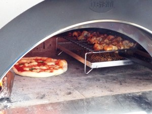 Pizzaoven Clementi Mondo (Multi Cooking System)