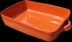 Steenoven Clementi Mostro - gratis Terracotta Ovenschaal