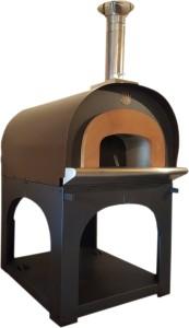 Steenoven Pizza oven Clementi Mostro incl. Onderstel