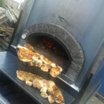 Pizzaoven foodtruck