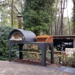 Pizzaoven Clementi Mondo onderstel Table