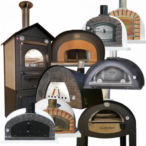 Hout ovens