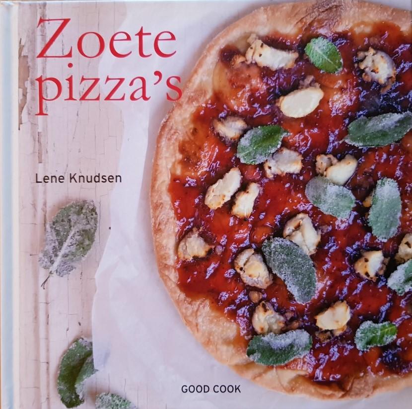 Boek Zoete Pizza's