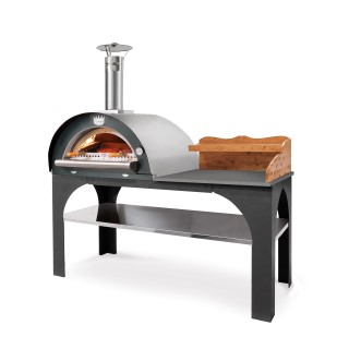 Pizzaoven Clementi Mondo incl onderstel TABLE