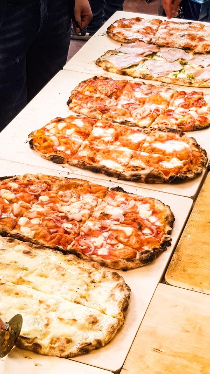 recept pizza